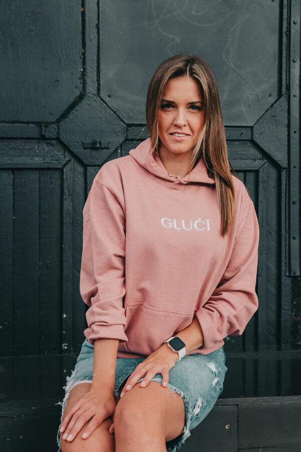 GĻUČĪ krāsainais džemperis
