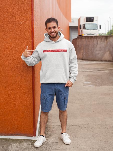 POSITIVE ENERGY DEALER džemperis