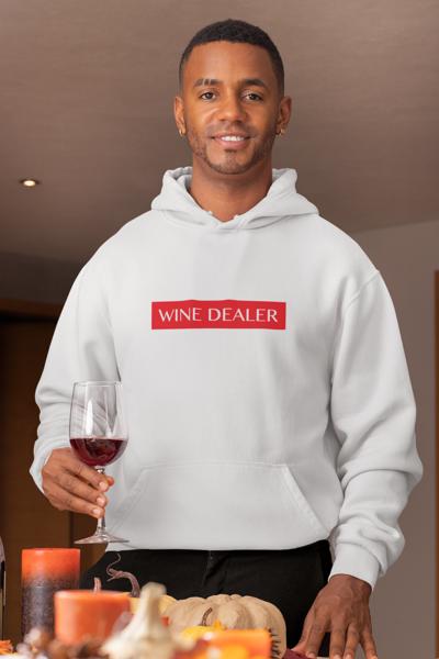 WINE DEALER džemperis
